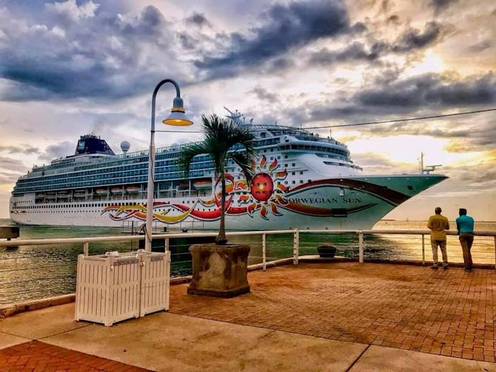Florida lawmakers continued Wednesday to narrow an effort to overturn a decision by Key West voters last year that placed restrictions on cruise ships docking at the city's port.