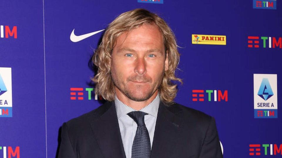 Pavel Nedved | Vincenzo Lombardo/Getty Images