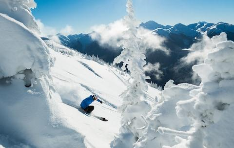 A lodge near Whistler - Credit: Mike Crane info@mikecranephotography.com/Mike Crane