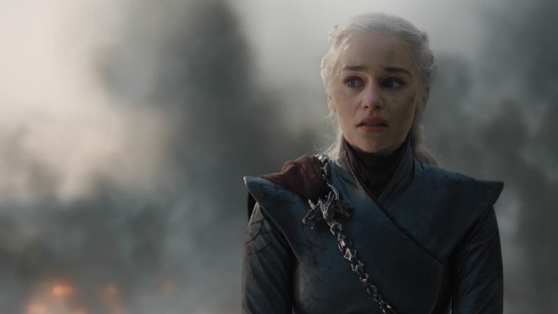 Daenerys Targaryen goes full Mad Queen in the penultimate episode of 'Game of Thrones' (Photo: HBO)