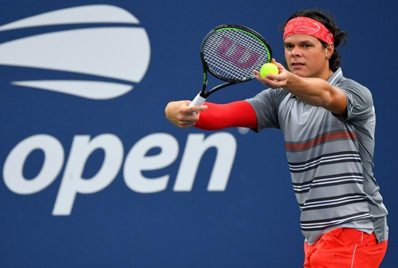 Raonic concerned about French Open crowds amid COVID-19 surge