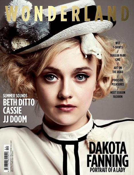 "Dakota Fanning: ""I've Never Really Felt Like a Child Star"""