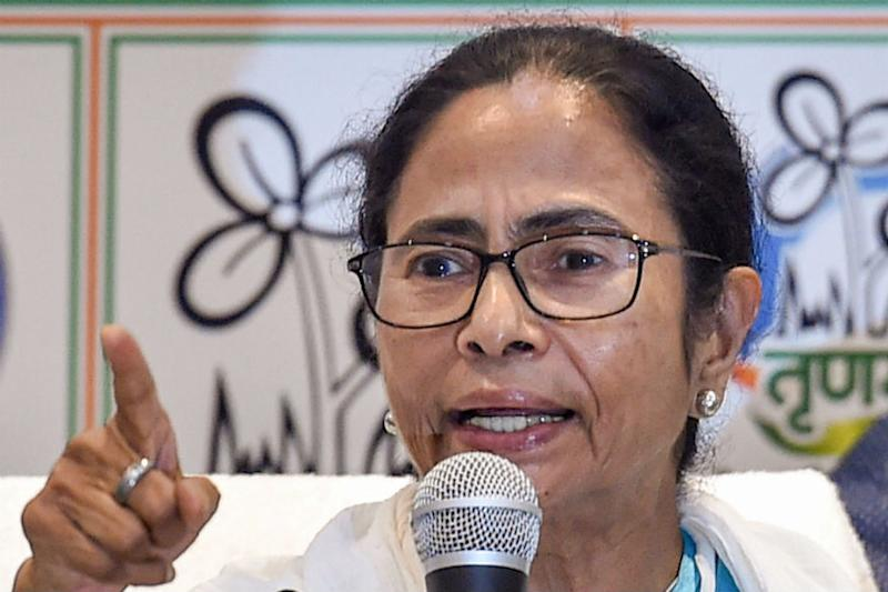 Mamata Banerjee Claims People in Constitutional Posts Are Acting like BJP Mouthpieces