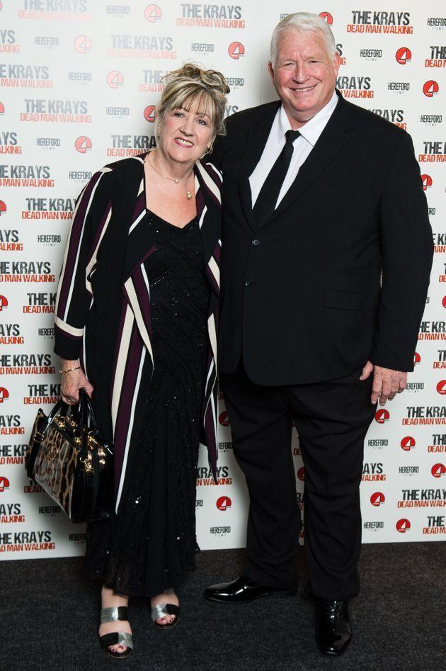 Linday and Pete McGarry at an event in 2018 (Photo: Jeff Spicer via Getty Images)