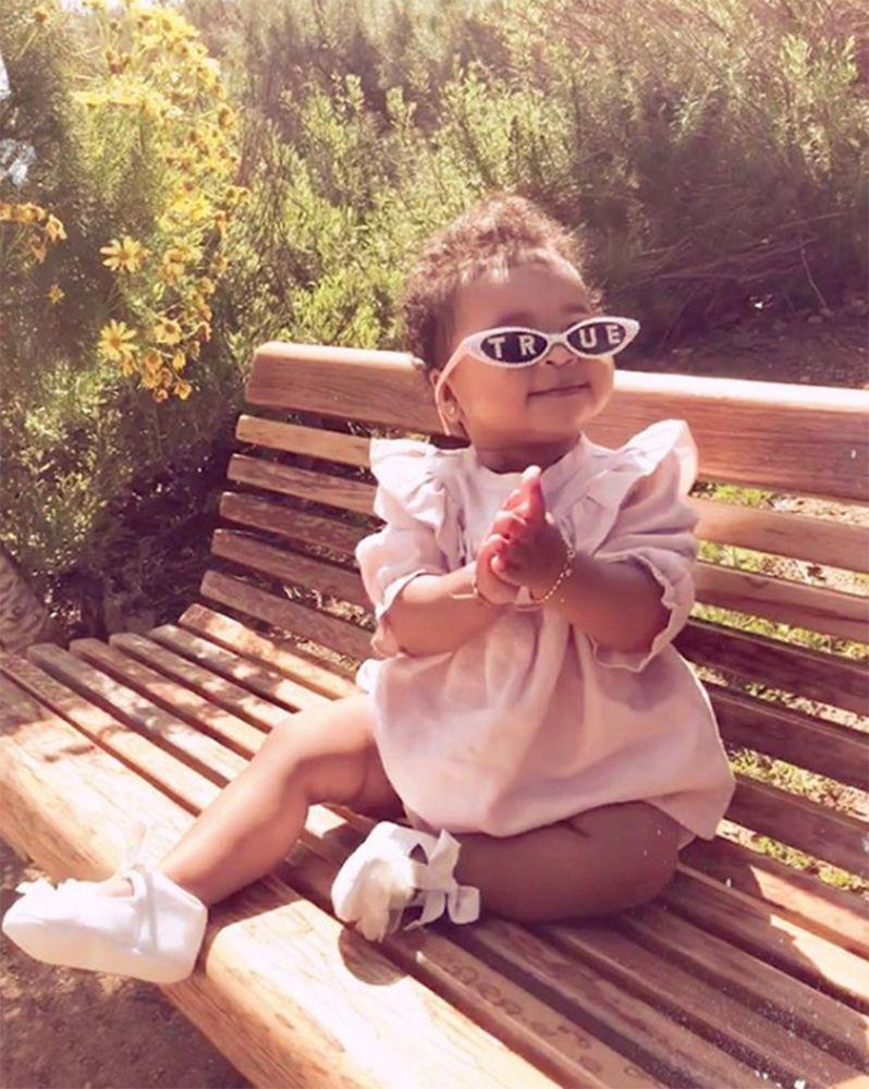 8a94177cddf Khloé Kardashian's 'Everything,' Daughter True, Sports Personalized ...