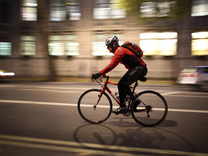 Critical Mass is a cycle safety and advocacy group which originates from San Fransico: Getty Images