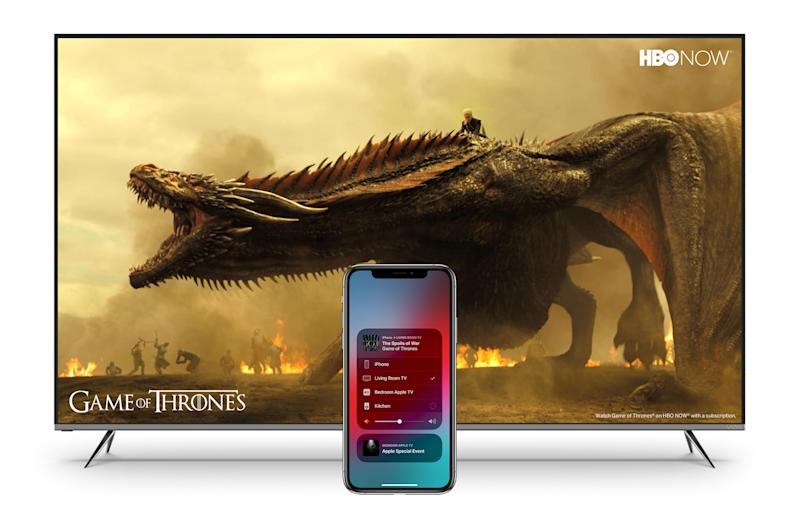 Reviewers are wild for this 4K smart TV, giving it a star rating of 4.8 out of 5. (Photo: Walmart)