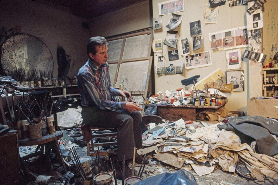 Photo credit: The Estate of Francis Bacon