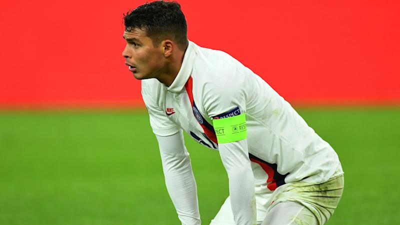 'Unforgettable moments, inexplicable things and incomparable people' - Thiago Silva says farewell to PSG ahead of Chelsea move