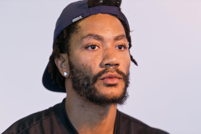 Derrick Rose does not give an expletive about his $80 million Adidas contract