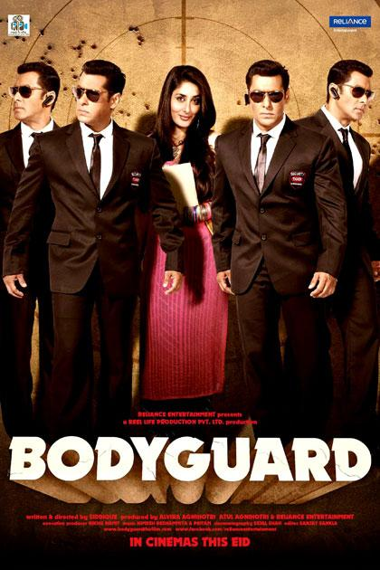 'Bodyguard': Salman Khan and Kareena Kapoor's 'Bodyguard' broke the opening day records by earning Rs.22 crore on the first day. Although the story of the film, directed by Atul Agnihotri, didn't have much to say, the music as well as the action sequences worked in its favour. Salman's signature dialogue - 'Mujh par ek ehsaan karna ki mujh par koi ehsaan na karna' - once again struck a chord with fans.
