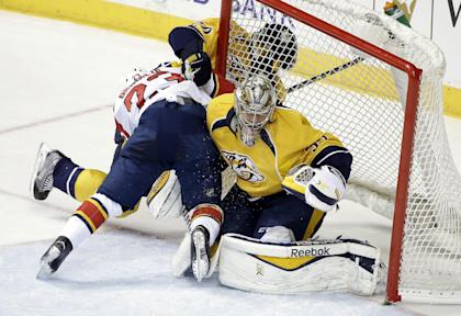 Rinne has recovered from a hip injury that plagued him the past two seasons. (USA Today)