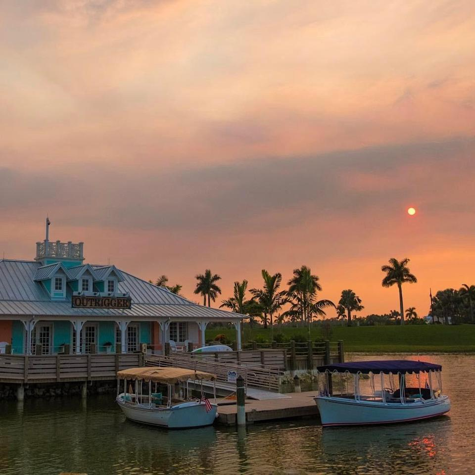 """<p><strong>What kind of shop is this?</strong> This boat rental shop has a laid back beach vibe and caters to locals and out-of-towners alike.</p> <p><strong>What can we find here, or what should we look for?</strong> Duffy Electric Boat Rentals is home base if you want to live a <a href=""""https://www.cntraveler.com/story/why-your-next-cruise-should-be-a-yacht-cruise?mbid=synd_yahoo_rss"""" rel=""""nofollow noopener"""" target=""""_blank"""" data-ylk=""""slk:yachting lifestyle"""" class=""""link rapid-noclick-resp"""">yachting lifestyle</a> but have zero clue how to commandeer a ship. These electric boats make the seafaring life simple, affordable, and easy to navigate.</p> <p><strong>Any tips for a successful voyage?</strong> Make sure to pack an A+ picnic (translation: cheese and rosé) to enjoy out on the water.</p> <p><strong>What kinds of people rent here?</strong> You'll find SoCal natives looking for any excuse to escape the heat and get out on the water—for engagements, birthday parties, and everything in between. Since the Duffy Boats fit 10 people, it's definitely a scene, but it's also fun for couples looking for a different sort of date excursion, too.</p>"""