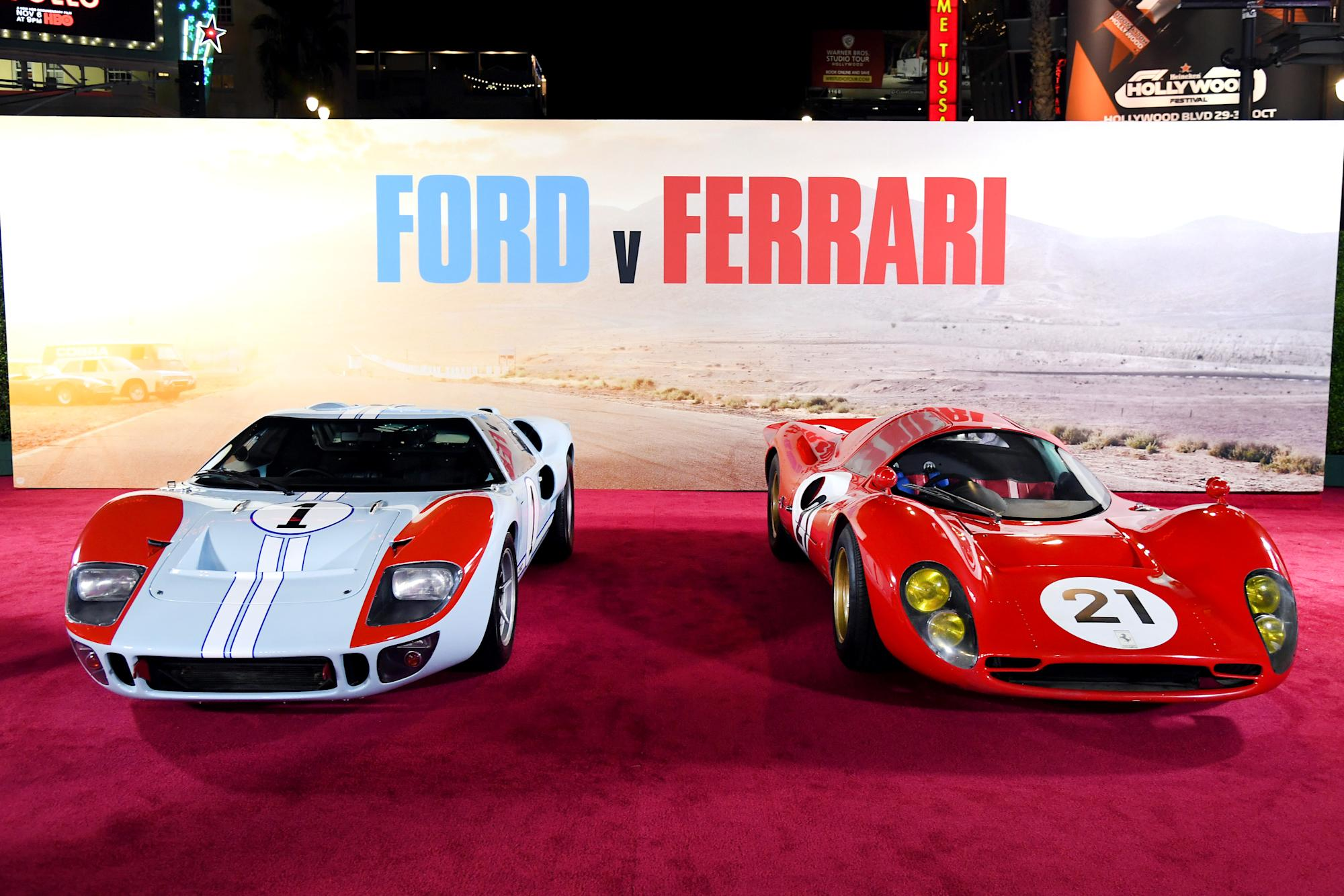 Oscar Nominated Ford V Ferrari Explores A Business Deal Gone Terribly Wrong