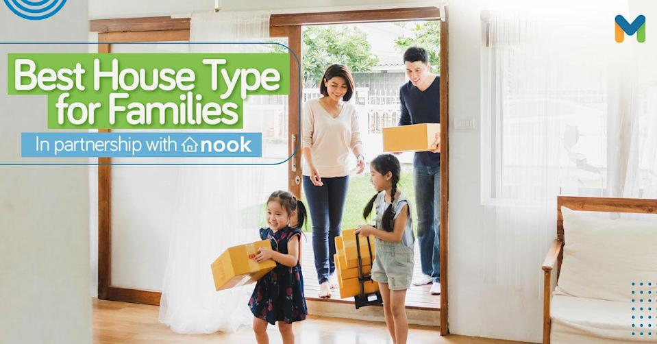 Best House Type for Families | Moneymax