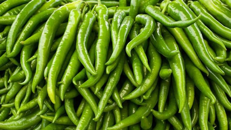 Five reasons why green chillies should be in your diet