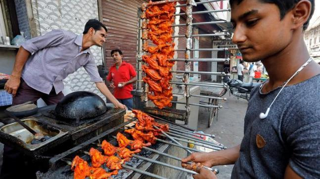 PETA India urged IIT-Bombay to ban meat on campus and IIT-Bombay refused saying that only stale non-vegetarian food has been discontinued in a particular cafeteria, and not meat on the whole campus.