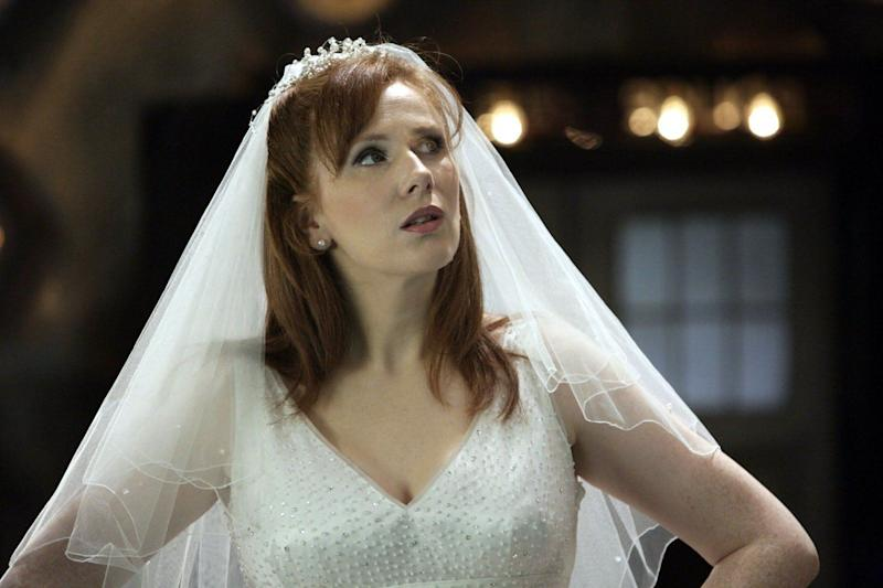 Viewers were so taken with Catherine Tate's portrayal of Donna Noble that she eventually wound up as the Doctor's companion, and went on to become one of the most popular characters of the modern era of 'Doctor Who'.
