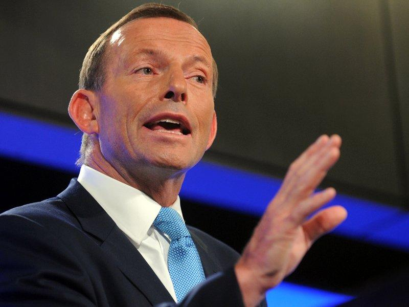 Cuts controversial but necessary: Abbott