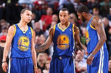 Curry, Monta Ellis and Dorell Wright plan to work out together in different cities if the NBA lockout continues to last through the summer