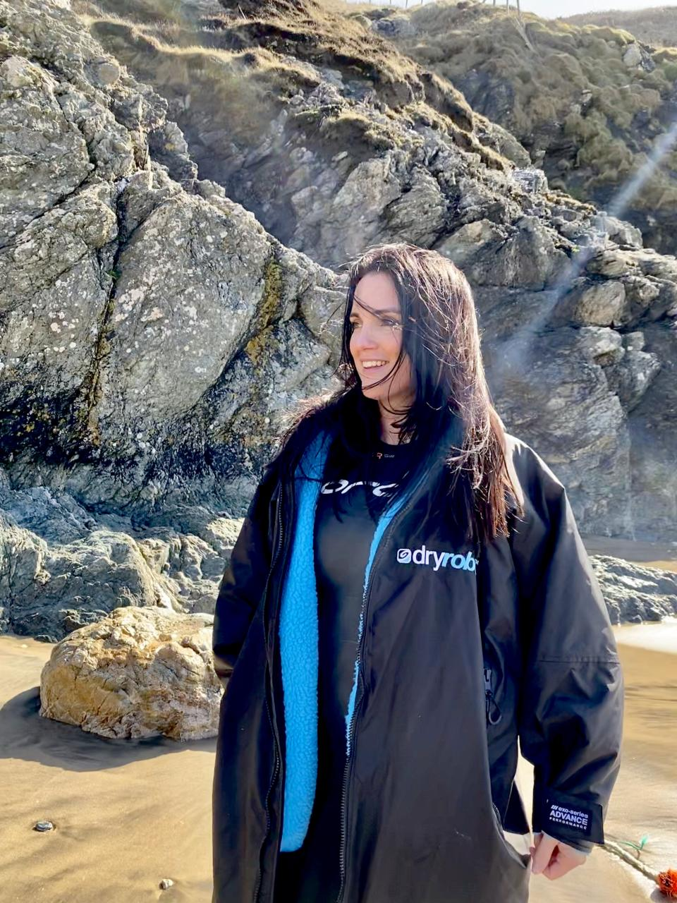 Laura Owen Sanderson has put together some tips about how to get started if you fancy giving wild swimming a go. (Supplied Laura Owen Sanderson)