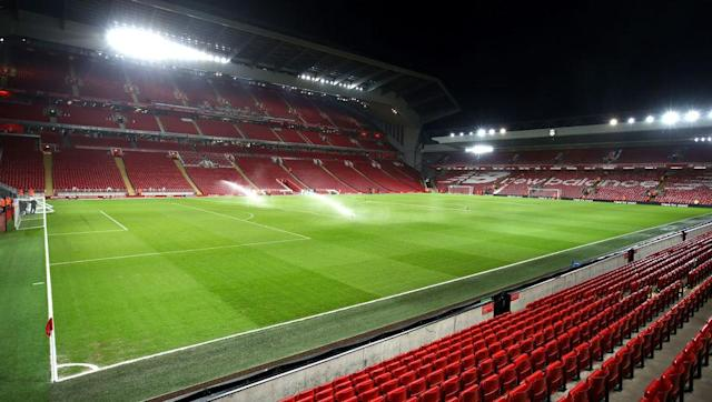 <p><strong>Average attendance: 52,976</strong></p> <p>Stadium capacity: 54,074</p> <p>Occupancy rate: 98%</p> <br><p>The construction work on Liverpool's historic home last summer increased Anfield's capacity, but the increased number of seats has not stopped the Reds filling out the Kop week in, week out.</p>