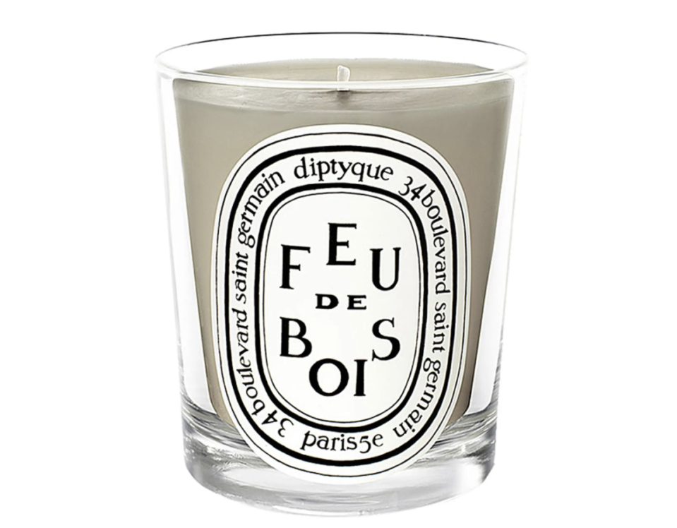 "Literally, ""wood fire,"" this is the scent of winter coziness. (Photo: Nordstrom)"