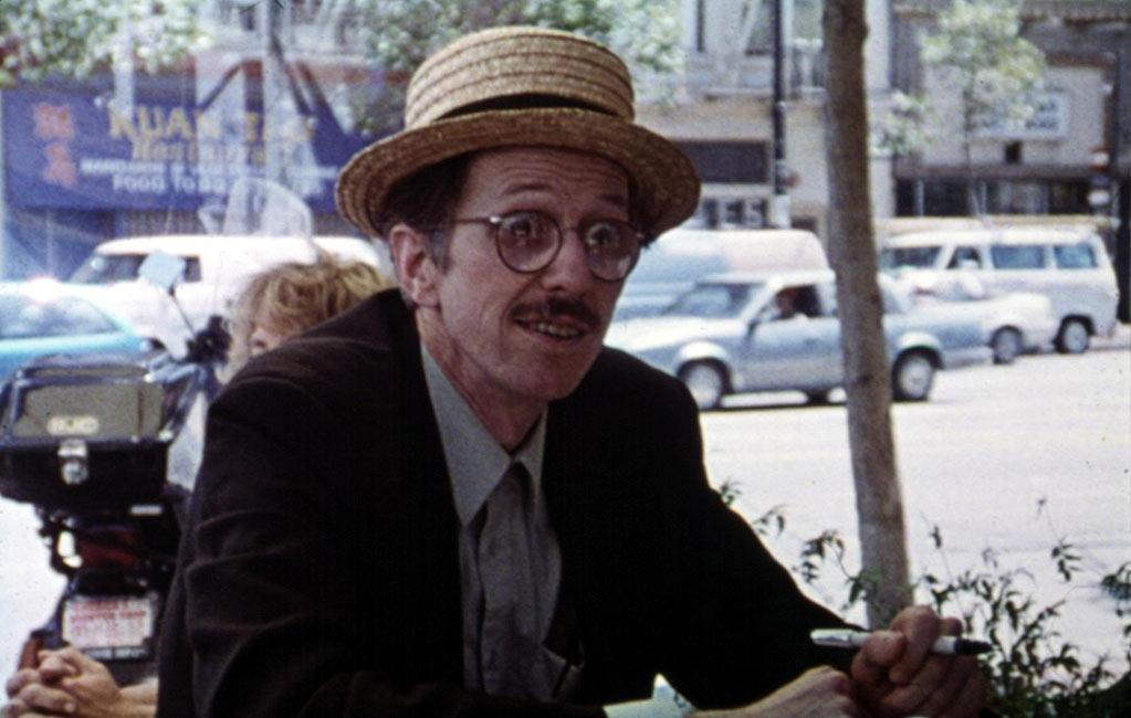 """<a href=""""http://movies.yahoo.com/movie/crumb/"""">CRUMB</a> (1995) <br> Directed by: Terry Zwigoff<br><br>An intimate portrait of the comic artist Robert Crumb and his deeply strange family."""