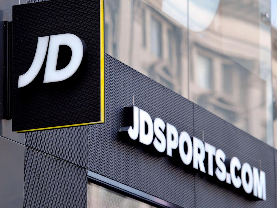 Peter Cowgill says JD Sports will probably have to move 1,000 distribution centre jobs to the continent, causing job losses in the UK (Nick Ansell/PA)