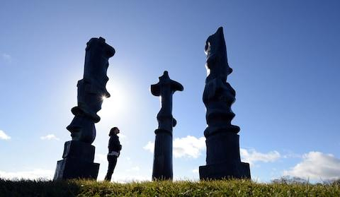 Sculpture in Yorkshire - Credit: GETTY