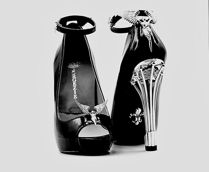 """The heels will """"last a lifetime"""". [Photo: SWNS]"""