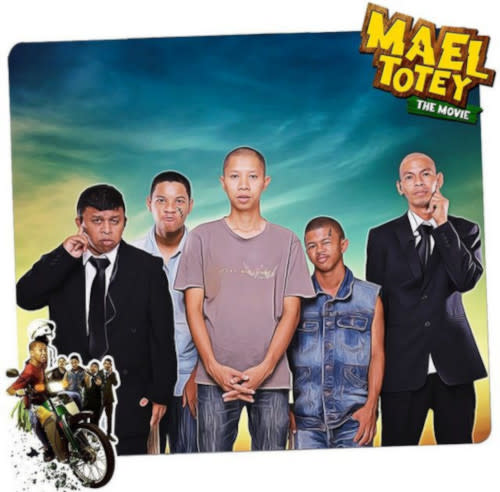 """""""Mael Totey The Movie"""" made RM7 million on Astro First"""