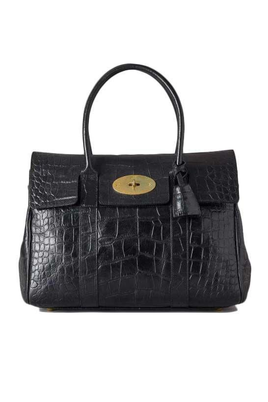 """<p><a class=""""link rapid-noclick-resp"""" href=""""https://go.redirectingat.com?id=127X1599956&url=https%3A%2F%2Fwww.mulberry.com%2Fgb%2Fshop%2Fpre-loved-womens%2Fbayswater-pre-loved-black-croc-print&sref=https%3A%2F%2Fwww.harpersbazaar.com%2Fuk%2Ffashion%2Fg28897412%2Fwork-bags-women%2F"""" rel=""""nofollow noopener"""" target=""""_blank"""" data-ylk=""""slk:SHOP NOW"""">SHOP NOW</a></p><p>As part of its Made To Last initiative (the brand aims to be completely carbon neutral by 2035), Mulberry has launched <a href=""""https://go.redirectingat.com?id=127X1599956&url=https%3A%2F%2Fwww.mulberry.com%2Fgb%2Fshop%2Fpre-loved-womens&sref=https%3A%2F%2Fwww.harpersbazaar.com%2Fuk%2Ffashion%2Fg28897412%2Fwork-bags-women%2F"""" rel=""""nofollow noopener"""" target=""""_blank"""" data-ylk=""""slk:The Mulberry Exchange"""" class=""""link rapid-noclick-resp"""">The Mulberry Exchange</a> where you can buy pre-loved bags online and in store. Not only is this a great way to shop sustainably, you can save a bit of money and nab yourself a one-of-a-kind pieces in the meantime. We've spotted some iconic accessories on the site;<br>including the <a href=""""https://go.redirectingat.com?id=127X1599956&url=https%3A%2F%2Fwww.mulberry.com%2Fgb%2Fshop%2Fpre-loved-womens%2Foversized-alexa-pre-loved-oak-soft-buffalo&sref=https%3A%2F%2Fwww.harpersbazaar.com%2Fuk%2Ffashion%2Fg28897412%2Fwork-bags-women%2F"""" rel=""""nofollow noopener"""" target=""""_blank"""" data-ylk=""""slk:OG Alexa"""" class=""""link rapid-noclick-resp"""">OG Alexa</a> (with that coveted worn-in look that only comes from natural wear and tear) and this croc-embossed black Bayswater that's perfect for the office.</p><p>Pre-Loved Croc-Embossed Bayswater, £645, <a href=""""https://go.redirectingat.com?id=127X1599956&url=https%3A%2F%2Fwww.mulberry.com%2Fgb%2F&sref=https%3A%2F%2Fwww.harpersbazaar.com%2Fuk%2Ffashion%2Fg28897412%2Fwork-bags-women%2F"""" rel=""""nofollow noopener"""" target=""""_blank"""" data-ylk=""""slk:Mulberry"""" class=""""link rapid-noclick-resp"""">Mulberry</a></p>"""
