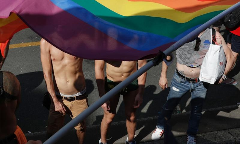 The number of assaults in France on lesbian, gay, bisexual and transgender people jumped 66 percent in 2018 over 2017, with a spike towards the end of the year