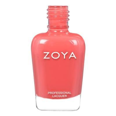 """<p>Experts agree: this is the season to wear <i>all</i> the brights. """"This spring, we are seeing a mix of pops of colors like bright pinks and corals that really bring the nail to life,"""" said Rebecca Isa, Zoya's cofounder and creative director. """"It feels as though everyone can use a bit of fun with the nail as we transition into the warmer months.""""</p> <p><span>Zoya Nail Polish in Ella</span> ($10)</p>"""