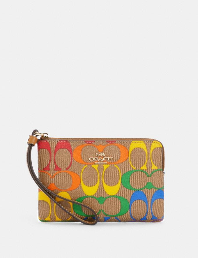 """<h2>Coach Outlet</h2><br><strong>Dates: </strong>Last day!<br><strong>Sale:</strong> Up to 70% off and free shipping on all orders<br><strong>Code:</strong> None<br><br><em>Shop <strong><a href=""""https://www.coachoutlet.com"""" rel=""""nofollow noopener"""" target=""""_blank"""" data-ylk=""""slk:Coach Outlet"""" class=""""link rapid-noclick-resp"""">Coach Outlet</a></strong></em><br><br><strong>Coach</strong> Corner Zip Wristlet, $, available at <a href=""""https://go.skimresources.com/?id=30283X879131&url=https%3A%2F%2Fwww.coachoutlet.com%2Fproducts%2Fcorner-zip-wristlet-in-rainbow-signature-canvas%2FC4572.html%3Fdwvar_color%3DIMMU4"""" rel=""""nofollow noopener"""" target=""""_blank"""" data-ylk=""""slk:Coach Outlet"""" class=""""link rapid-noclick-resp"""">Coach Outlet</a>"""