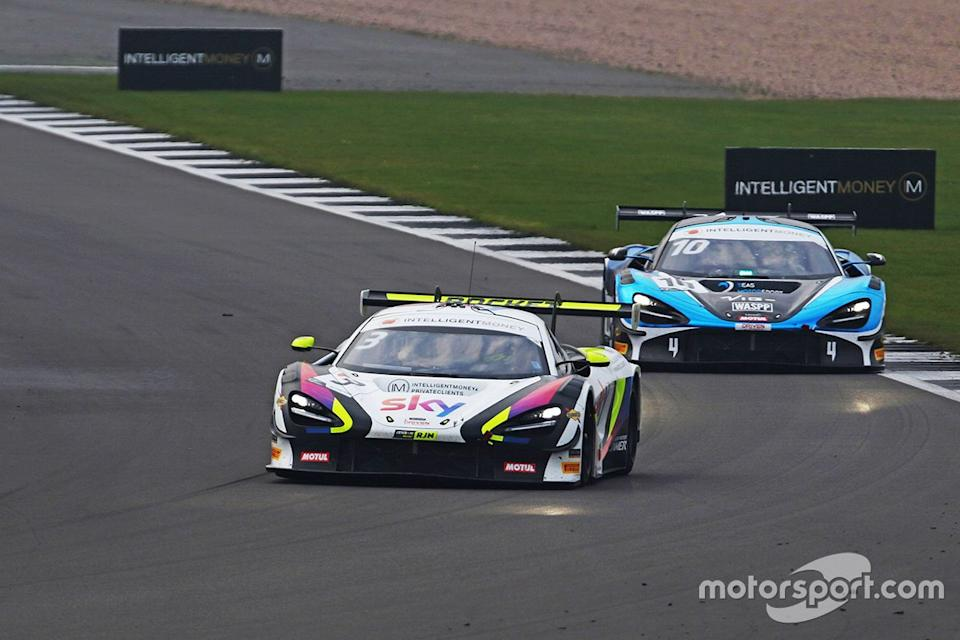 "#3 Chris Buncombe, Jenson Button - Jenson Team Rocket RJN McLaren 720S GT3<span class=""copyright"">SRO </span>"