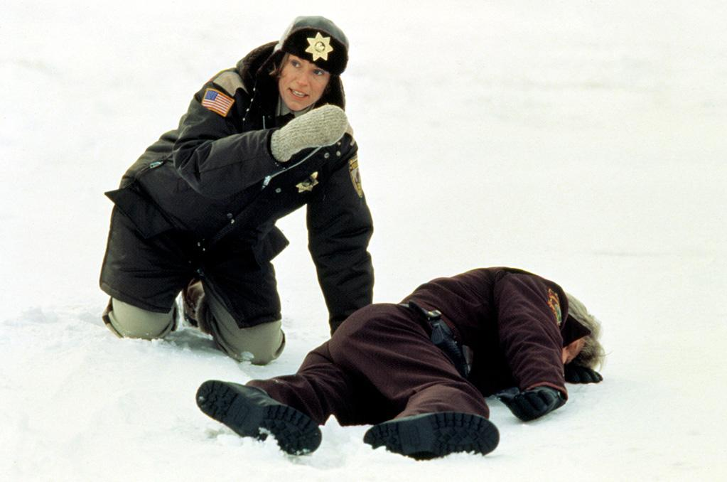 "<a href=""http://movies.yahoo.com/movie/fargo/"">FARGO</a> <br>Directed by: <span>Joel Coen</span> <br>Starring: <span>Frances McDormand</span>, <span>William H. Macy</span>"