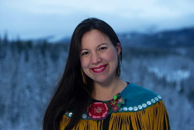 Jocelyn Joe-Strack is the first ever research chair in Indigenous Knowledge at Yukon University. 'I'm hoping to change the Yukon,' she says. (Photo by Mike Rudyk. - image credit)