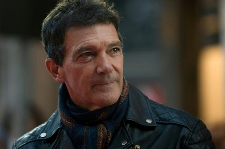 Banderas' plan to open a theatre in Malaga really took off after he survived a heart attack in 2017 (AFP Photo/JORGE GUERRERO)