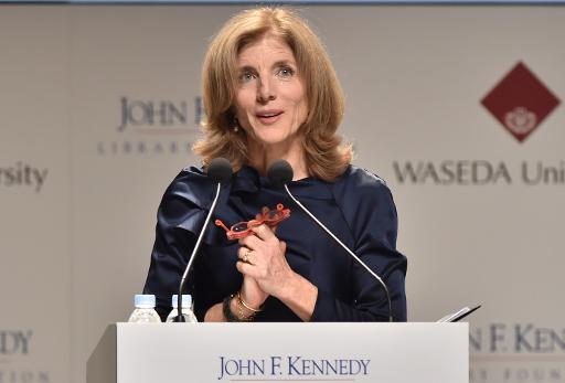 Japanese police arrest man for threats to US envoy Kennedy