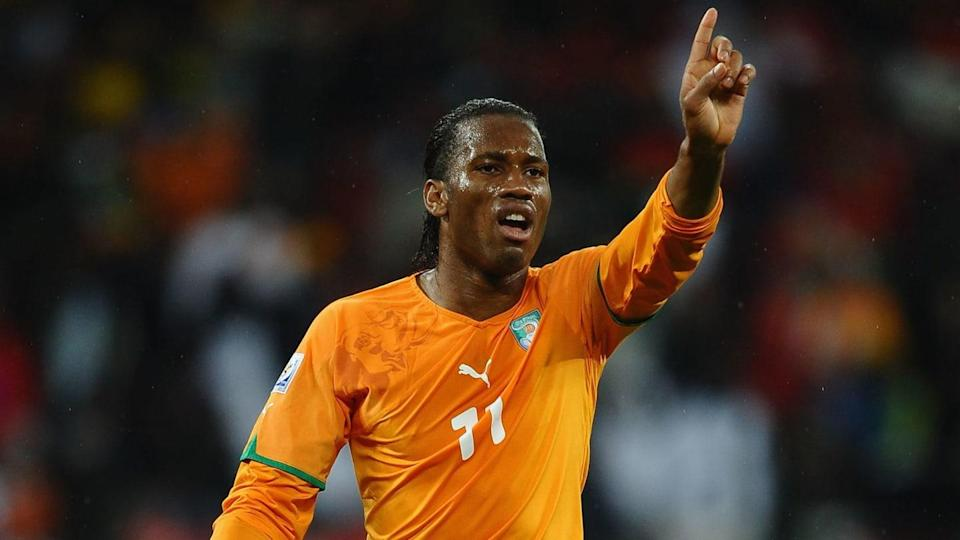 Didier Drogba, estrella marfileña | Laurence Griffiths/Getty Images