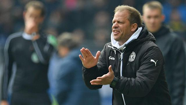 Bundesliga strugglers Cologne have a new head coach for next season, with Markus Anfang joining from Holstein Kiel.