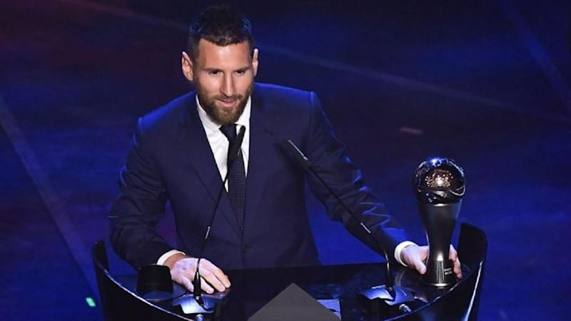 Fifa Awards Messi