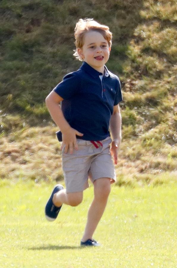 Prince George's fifth birthday gift is truly fit for royalty