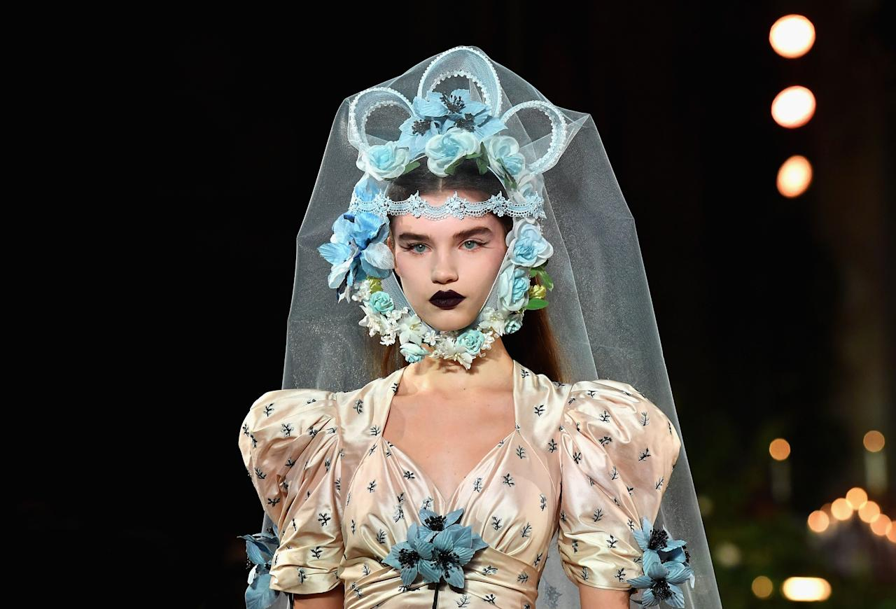 <p>Whether it's elaborate embellished updos, an 80s perm revival or the fash crowd's go-to 'I woke up like this' hair, fashion month is the place to get all your hair inspo for next season.</p><p>From Chanel and Fendi, to Ashley Williams and Molly Goddard, check out the best backstage hairstyles and trends from fashion week AW20, right here.</p>