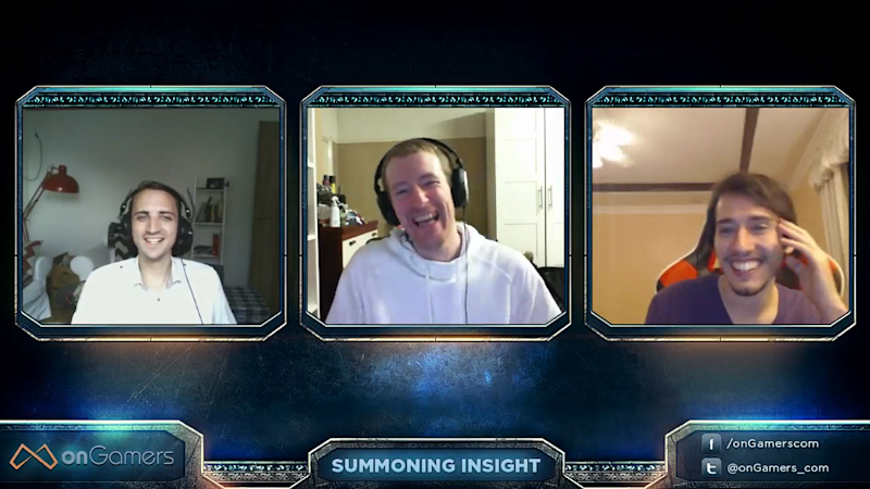 Summoning Insight Episode 21 VOD, with special guest pr0lly