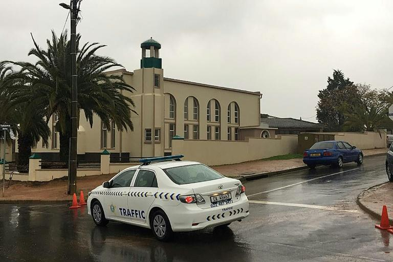 The motive for the attack, in  the town of Malmesbury near Cape Town, remained unclear