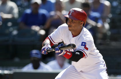 Leonys Martin defected from Cuba in 2010. (AP Photo)