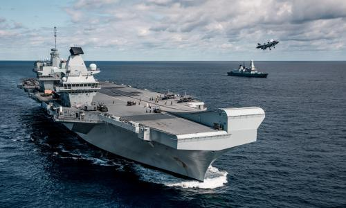 It's unfair to blame the Ministry of Defence for all of its problems